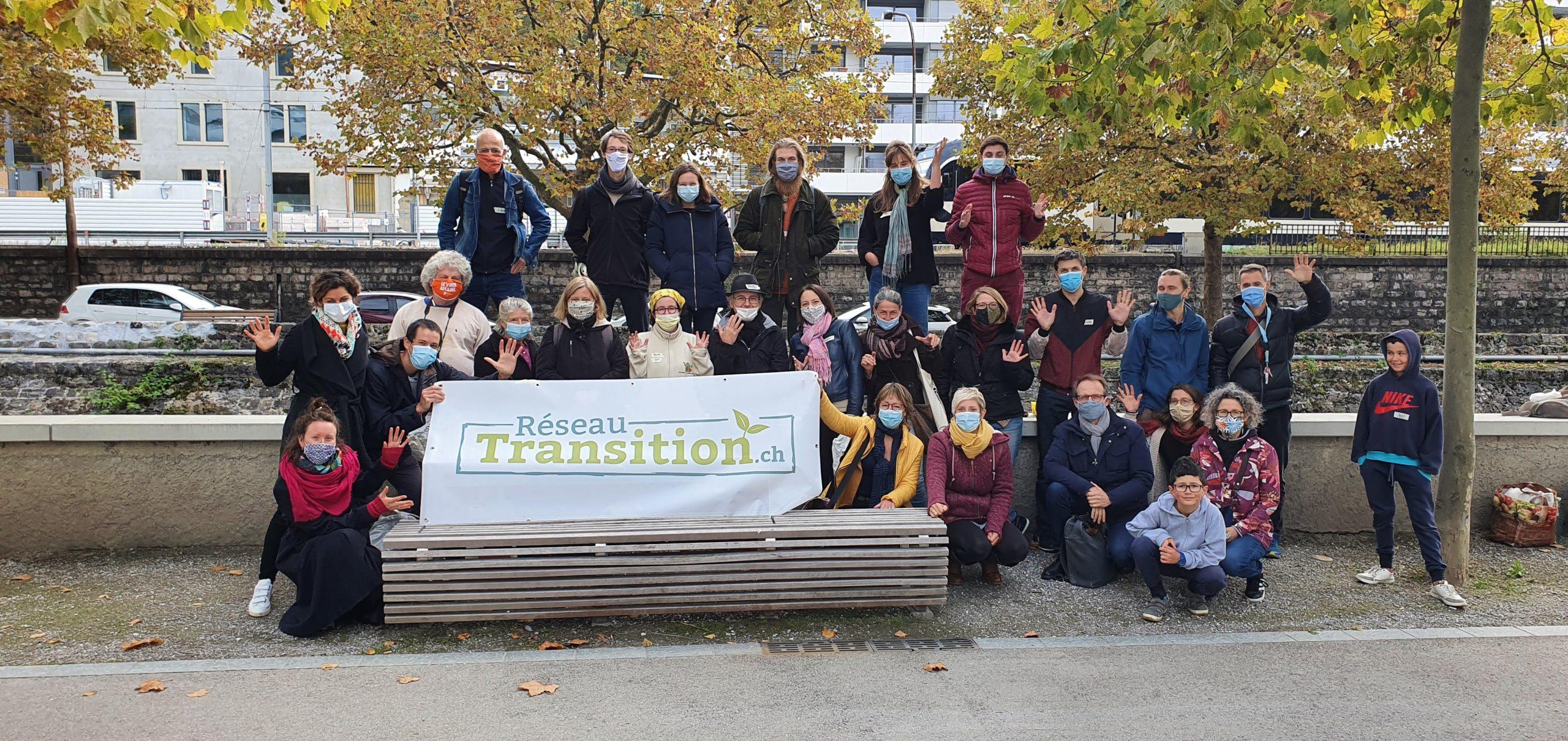 Réseau Transition Suisse Romande - 3eme Journee Transition