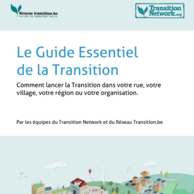 Réseau Transition Suisse Romande - Guide Essentiel de la Transition